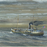 John A. Doerner – A Ship with No Name
