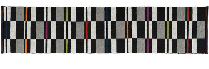 wool rug by Nancy Kennedy