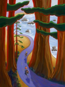 Coastal Redwoods – Beverly Harper